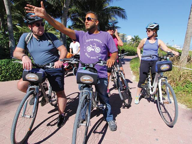 Miami Beach Bike Tour And Roll