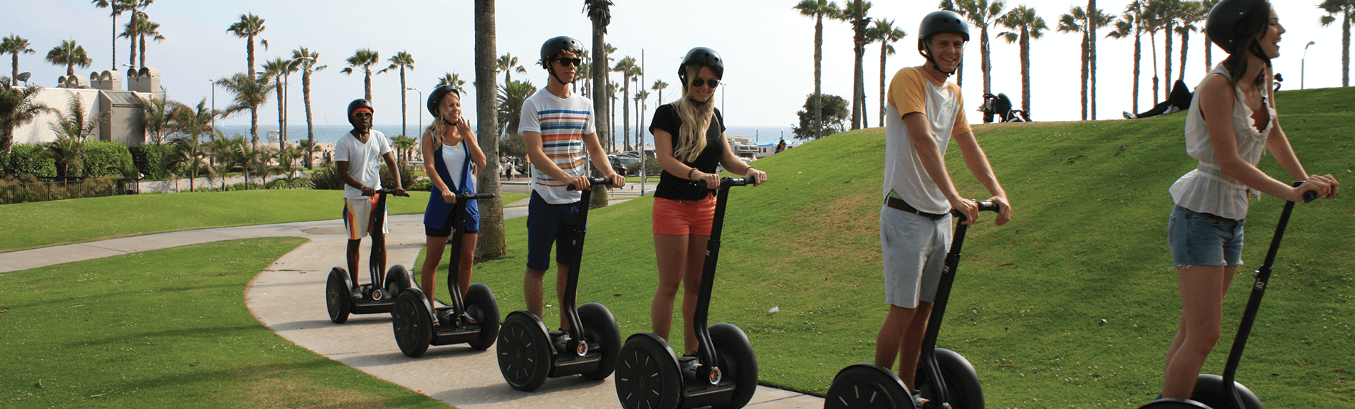 Welcome to Absolutely Chicago Segway Tours! Now at Two locations. Millennium/Maggie Daley Park & North Ave Beach. For a great way to see Chicago's top attractions, try a Chicago Segway® PT tour!